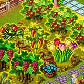 Скриншот из игры Ферма Джейн