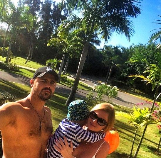 Пынзари отдыхают в Доминикане: фото