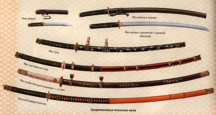 Картинки по запросу древнее японское оружие
